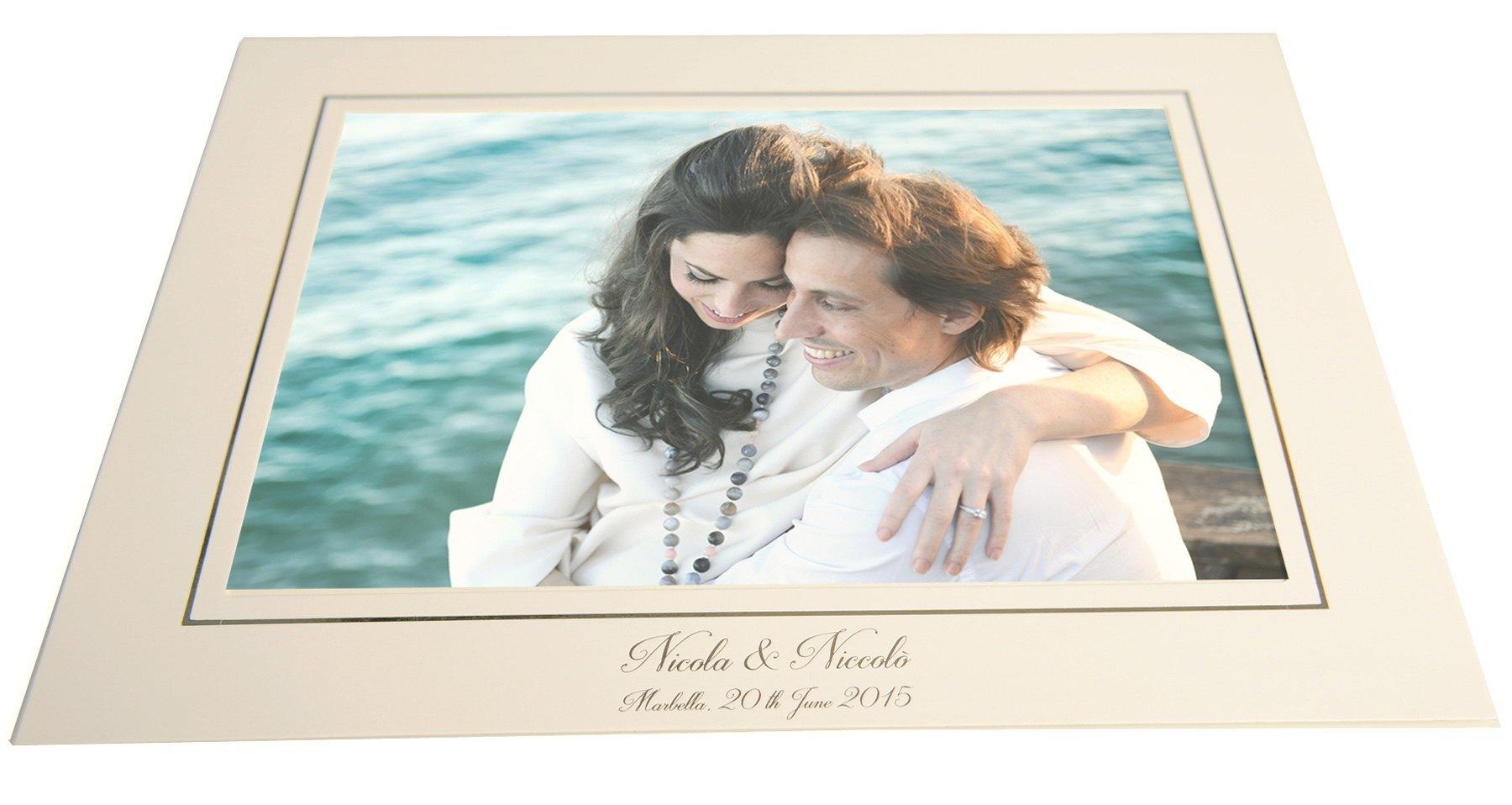 Detalles para bodas – marcos passepartout