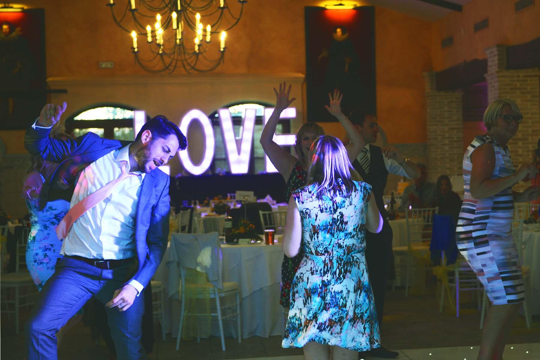 Algeciras fotos baile novios